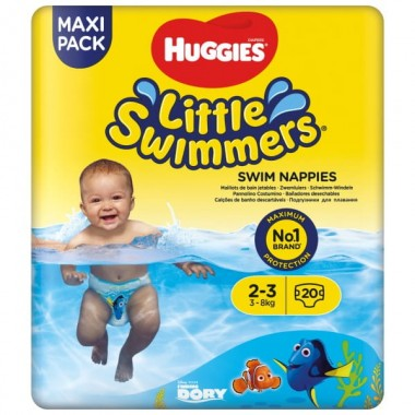 Pañal Bañador Little Swimmers. Huggies