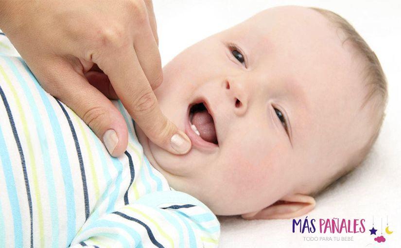 dolor de dientes del bebé